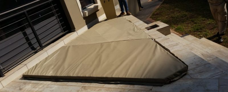 Custom Made Jacuzzi Covers